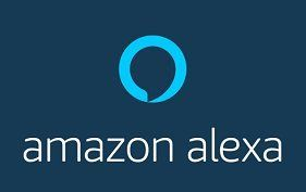 logo di amazon alexa